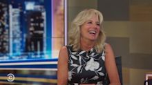 The hilarious prank former second lady Jill Biden pulled on Air Force Two
