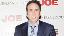 Nicolas Cage desahoga sus penas amorosas aparentemente borracho en un karaoke