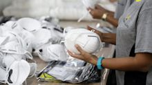 A massive stockpile of 39 million N95 masks is being sold to American hospitals and local governments — about 27 million more than the US emergency stockpile