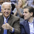 Hunter Biden to step down from Chinese firm, swear off foreign work
