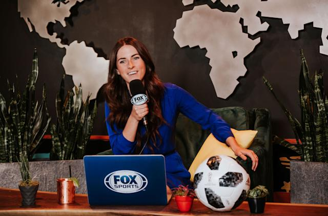 Twitter and Fox Sports have high hopes for their World Cup live show