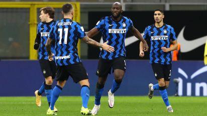 L'Inter ringrazia Eriksen e vola in semifinale: 2-1 in rimonta al Milan