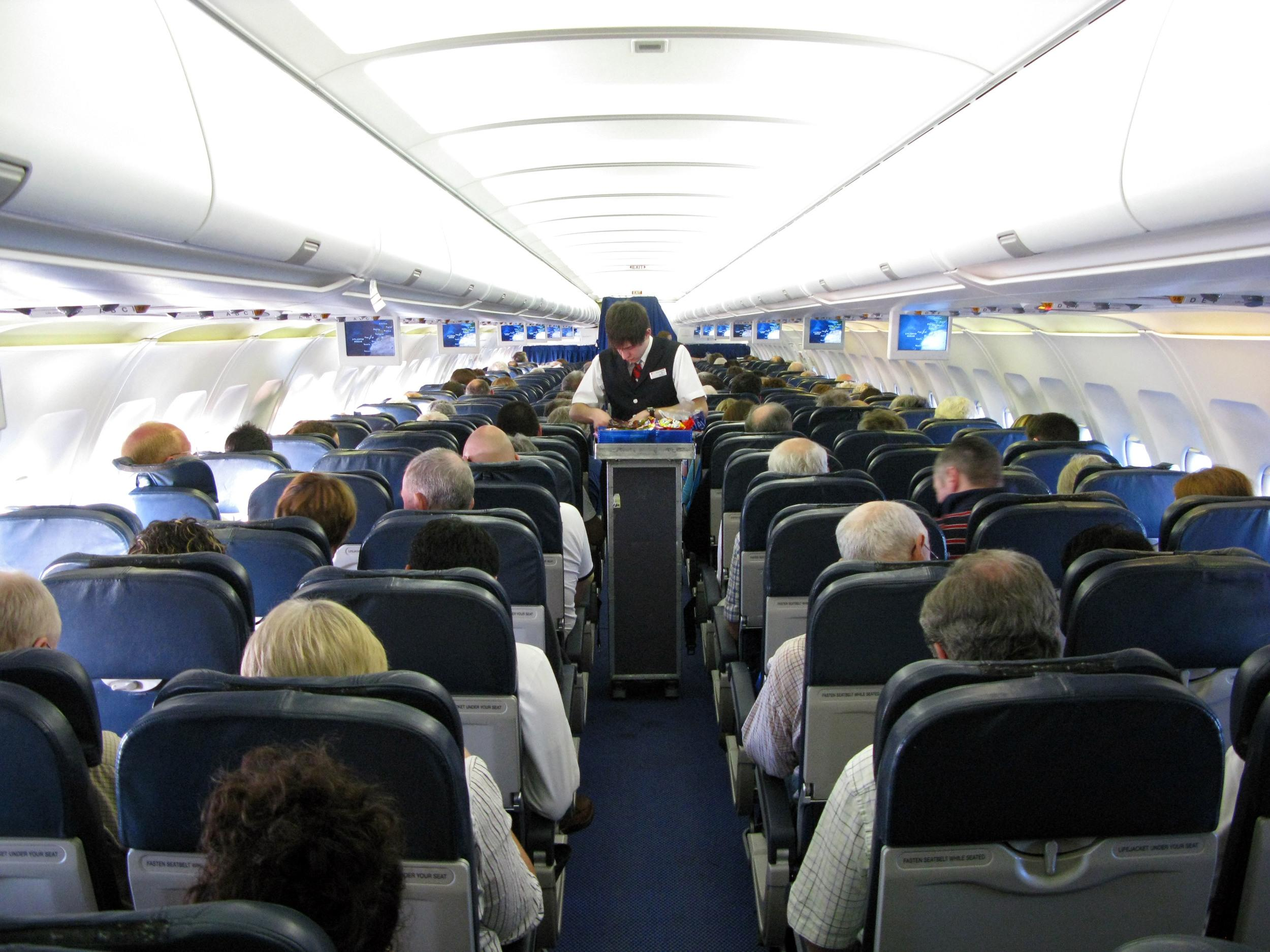 <strong>True!</strong> It is actually very common for airlines to overbook flights as it is a rule, rather than an exception, that a certain number of passengers will not turn up. Depending on the nation, airlines try to stop having empty seats on flights by overbooking a certain number of seats.