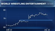 There's one media stock that's outperforming Netflix