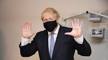 Boris Johnson tells Brits to lose weight to curb winter COVID-19 outbreak as he says he's lost a stone