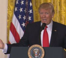 President Trump Blasts Reports of a White House in Disarray While Bashing the Media