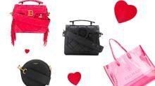Auf deiner Wishlist steht eine Designertasche von Balmain? Jetzt gibt's 50% auf diese angesagten Bags!