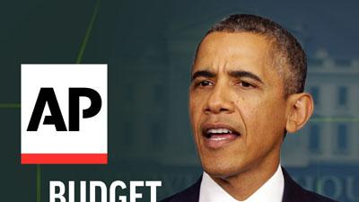 AP Interview: Obama on the Budget Battle