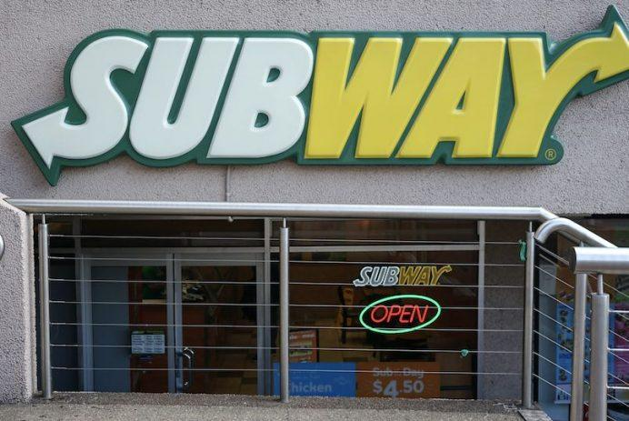 Subway franchise house owners situation 'warning' more than allegedly harmful new menu merchandise: '[We] can not endorse this'