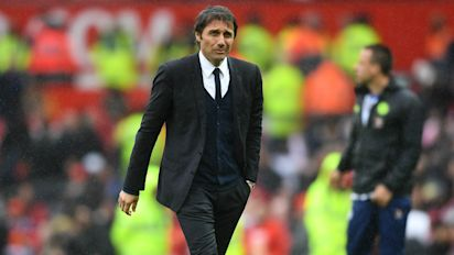 Chelsea boss Conte hints at Serie A return