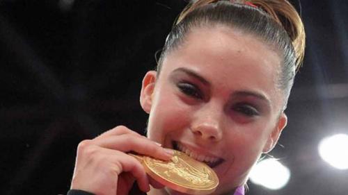 Campeã olímpica revela que foi molestada aos 13 anos