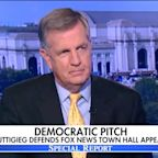 Brit Hume Slams Trump, Praises Pete Buttigieg's 'Raw Political Talent'