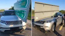 'How?' Driver survives 'Final Destination' style crash