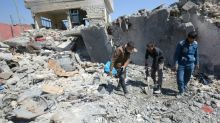 US probes Mosul bombing amid worries of rising civilian deaths
