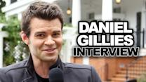 "Daniel Gillies ""The Originals"" On Set Interview - Elijah & Hayley's Future & Fatherhood"