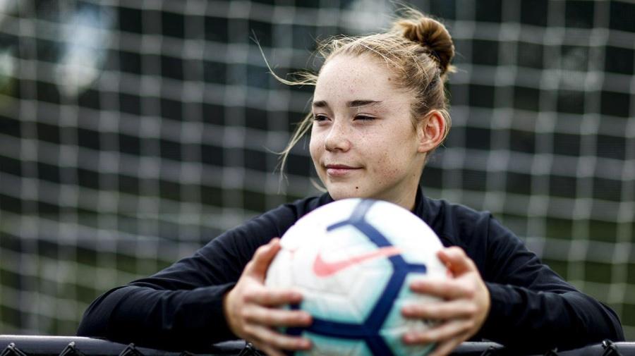 acc567417 National Womens Soccer League 2019-2020 Football