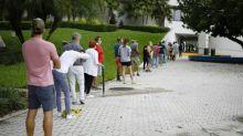Début du vote anticipé en Floride, où Trump et Biden sont au coude-à-coude