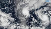 Tropical Storm Iselle Makes Landfall On Hawaii