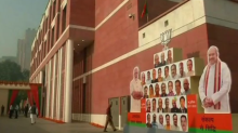 How Rajnath Singh, and not PM Modi, got to 'inaugurate' the new BJP headquarters