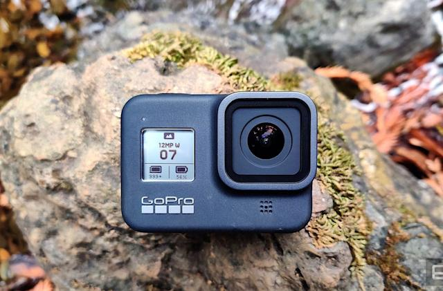 GoPro unveils Twitch-like streaming service for thrill-seekers