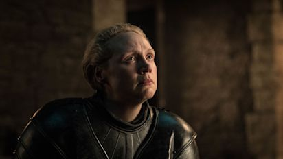 Brienne achieves full knighthood on an emotional 'Game of Thrones'