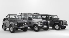 Car Choice: Searching for a Land Rover Defender
