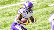 Vikings QB Kirk Cousins, RB Dalvin Cook and coach Mike Zimmer talk about the loss