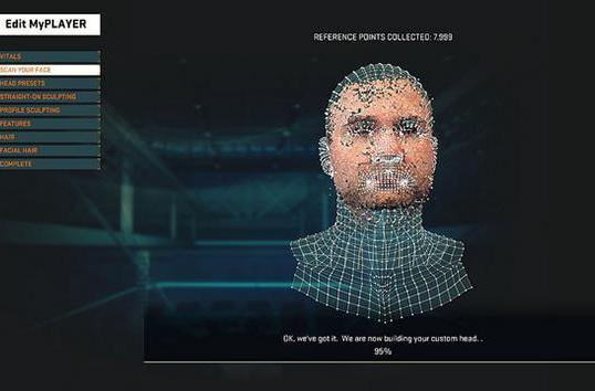 'NBA 2K15's' face scanning creates frightening players