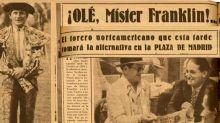 El neoyorquino judío y homosexual que triunfó como torero en España