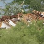 Tornado outbreak hits Kansas, Oklahoma over the weekend