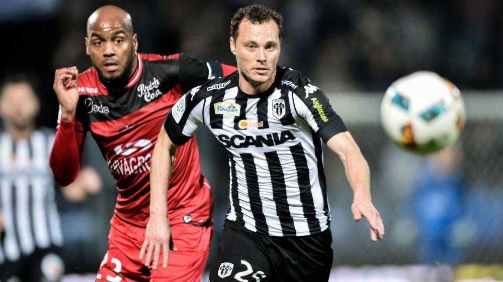 Angers-Guingamp (3-0), le SCO touche au but