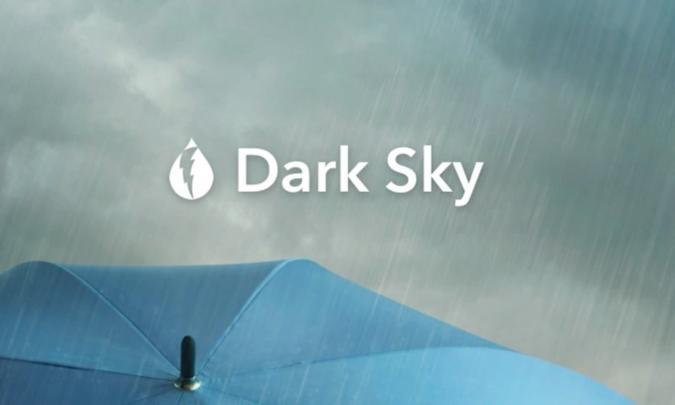 Dark Sky/Apple