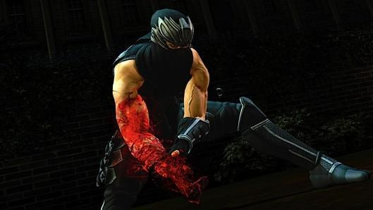 Hayashi: Ninja Gaiden 3's dismemberment-free gameplay adds meaning to the violence