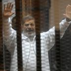 From 'spare tyre' to president - The rise and fall of Egypt's Mohamed Morsi