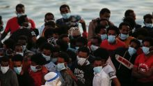 Malta rescues 95 migrants from sinking dinghy