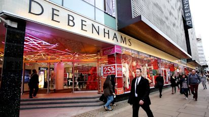 Debenhams demands 'immoral' supplier discounts