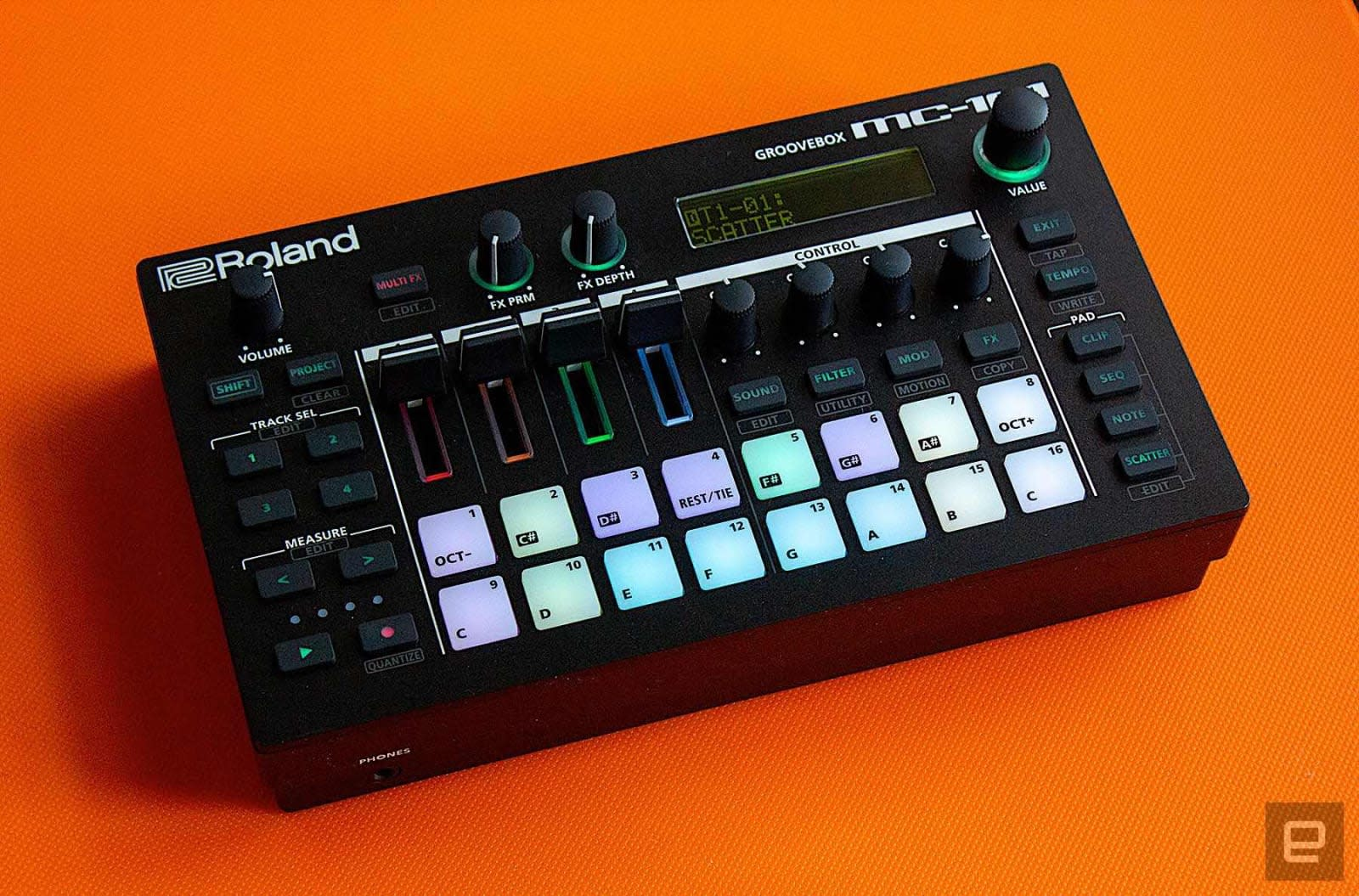 Roland MC101 review