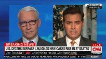 Jim Acosta slams Trump White House following 'rambling tirade': 'We are down to Kool-Aid drinkers and next of kin'