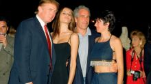 Column: Trump's Ghislaine Maxwell shout out hit the reset button on his leering history with women