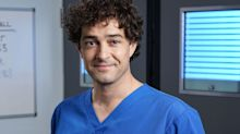 Holby City exit for Lofty as Lee Mead bows out