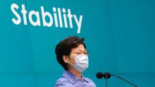 Carrie Lam says security laws will not affect Hong Kong's rights and freedoms