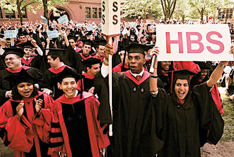 Approaching The Harvard Business School Essay