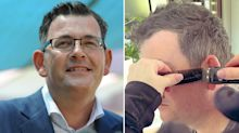 'Practice makes perfect': Wife shares update on Daniel Andrews