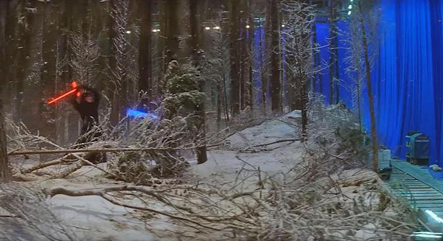 Watch how VFX artists crafted 'Star Wars: The Force Awakens'