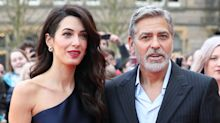 George and Amal Clooney make donations to Lebanese charities after explosion