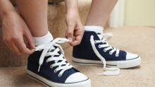 Lifehack: So bindest du Schuhe in nur zwei Sekunden