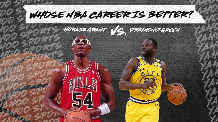 Whose NBA career is better? Horace Grant vs. Draymond Green