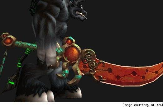 Mists of Pandaria, transmogrification and personal aesthetic