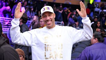 LaVar Ball, naturally, has thoughts on Lakers trade