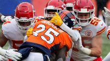 Chiefs rout Broncos as Mahomes barely breaks a sweat